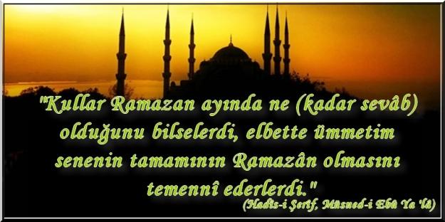 RAMAZAN AYI